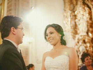 La boda de Susy y Alex