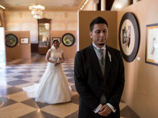 La boda de Fatima  y Juan Carlos 3
