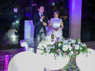 La boda de Fatima  y Juan Carlos