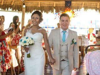 La boda de Deyssy y Leo 3