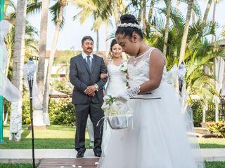 La boda de Deyssy y Leo 1