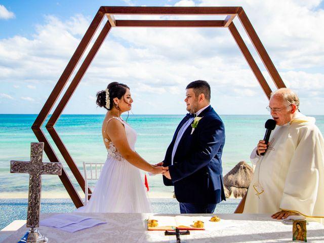 La boda de Gabriela y Alan