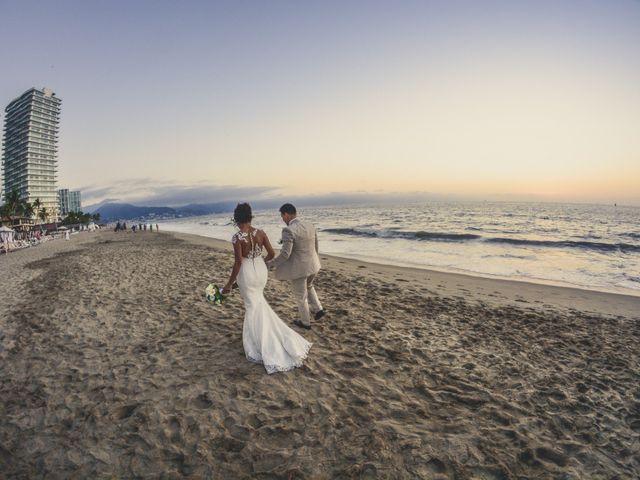 La boda de Deyssy y Leo