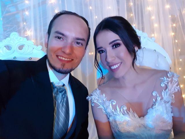 La boda de Salvador y Aurora