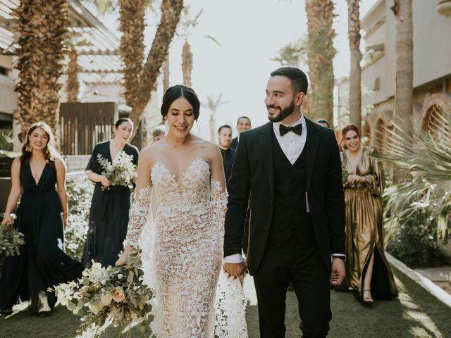 La boda de Georgina y Josué