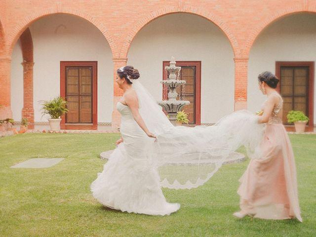 La boda de Jhon y Paty en Querétaro, Querétaro 12