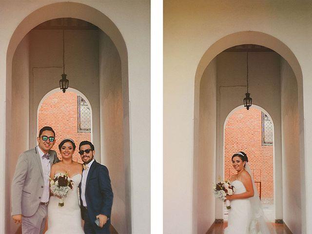 La boda de Jhon y Paty en Querétaro, Querétaro 14