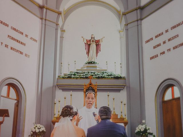 La boda de Jhon y Paty en Querétaro, Querétaro 18