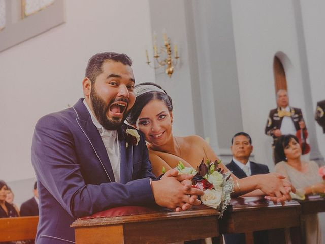 La boda de Jhon y Paty en Querétaro, Querétaro 27
