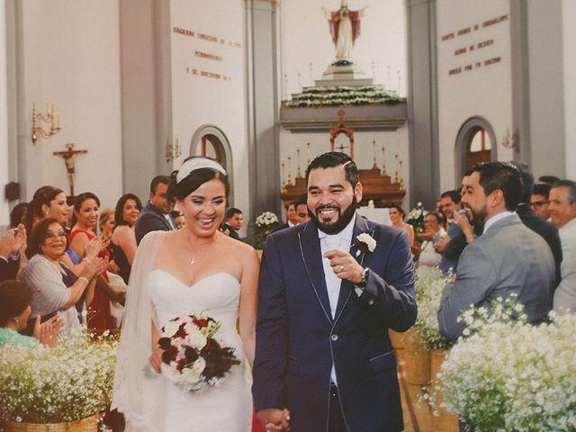 La boda de Jhon y Paty en Querétaro, Querétaro 30
