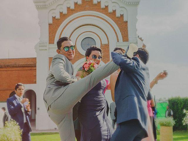 La boda de Jhon y Paty en Querétaro, Querétaro 39