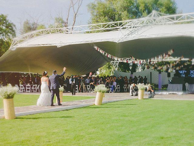 La boda de Jhon y Paty en Querétaro, Querétaro 40