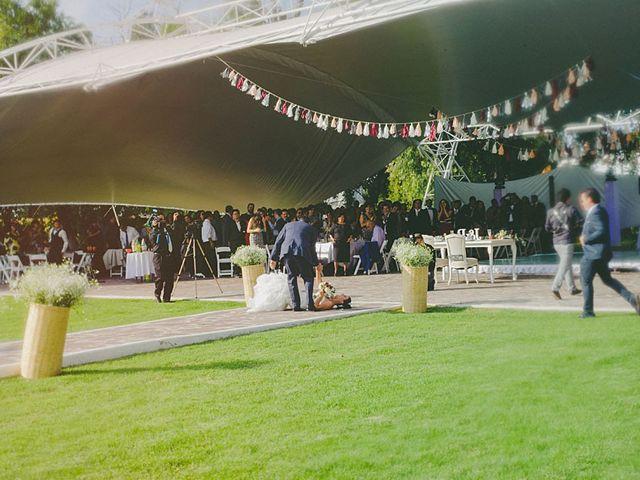 La boda de Jhon y Paty en Querétaro, Querétaro 41