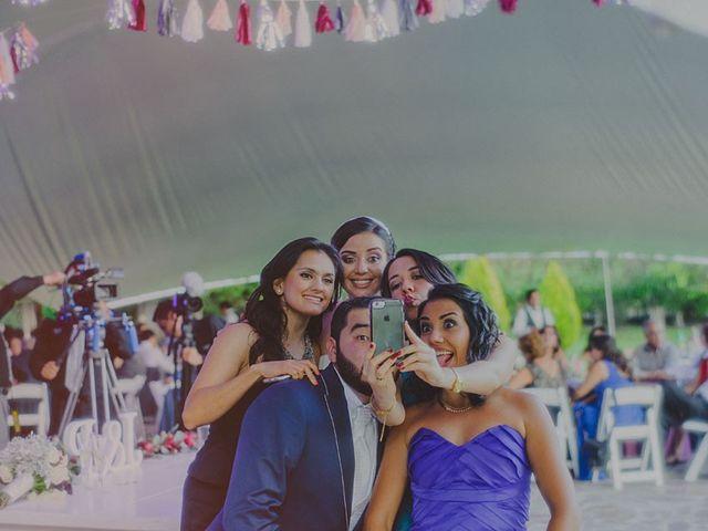 La boda de Jhon y Paty en Querétaro, Querétaro 43