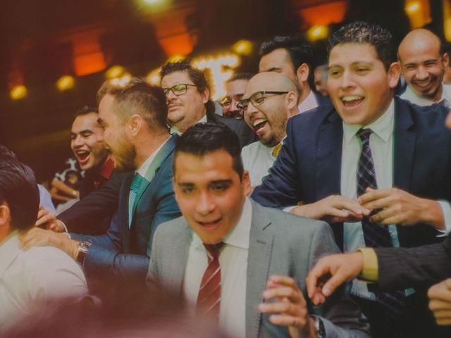 La boda de Jhon y Paty en Querétaro, Querétaro 65