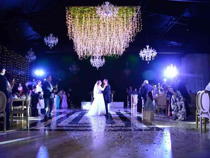 La boda de Adriana y Ángel