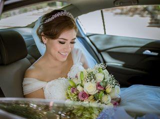La boda de Lily y José Antonio 1