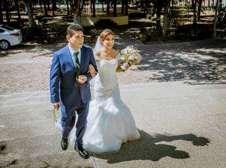 La boda de Lily y José Antonio 2