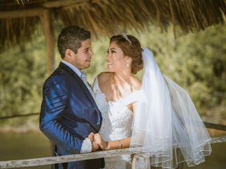 La boda de Lily y José Antonio