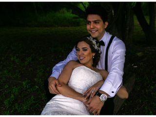 La boda de Denise y Hiram