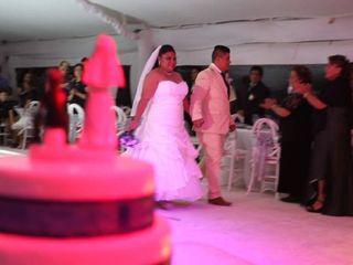 La boda de Naye y Edgar 1