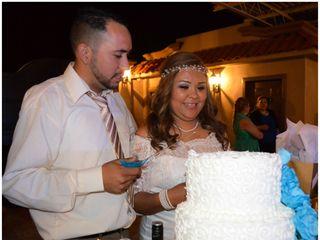 La boda de Oscar y Lorena 1