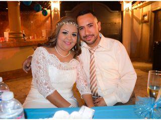 La boda de Oscar y Lorena