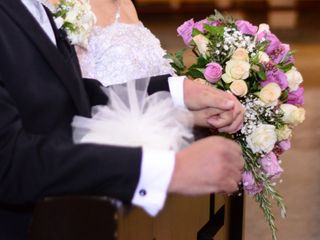 La boda de Adriana y Ángel 1