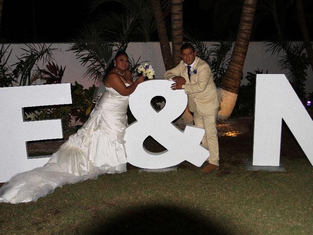 La boda de Naye y Edgar