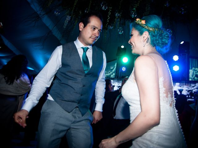 La boda de Ari y Diego