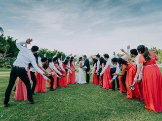 La boda de Miguel y Vianey
