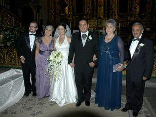 La boda de Alexadra y Gerardo 1