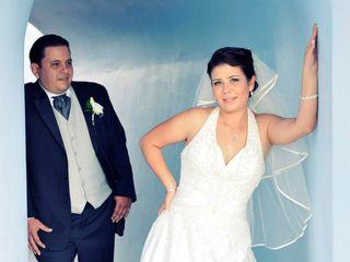 La boda de Alexadra y Gerardo