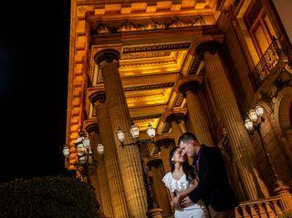 La boda de Paula y Carlo Magno 2