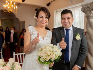 La boda de Graciela y Enrique