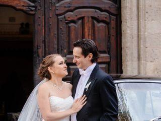 La boda de Denise y Santiago 2