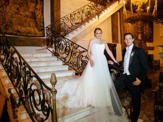 La boda de Denise y Santiago