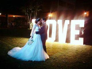 La boda de Iván y Stefania 1