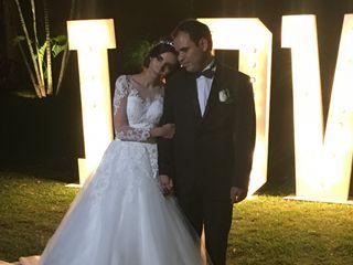 La boda de Iván y Stefania