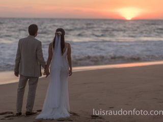 La boda de Alina y Jorch