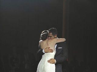 La boda de Andrea y César 2