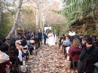 La boda de Sara y Li Zehong 1