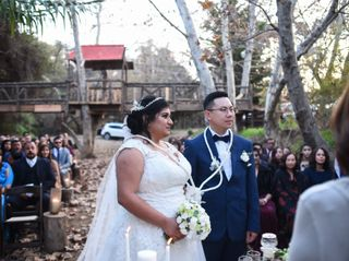 La boda de Sara y Li Zehong 2