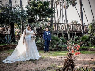 La boda de Sara y Li Zehong