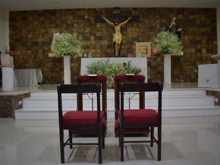 La boda de Claudia y Joaquín 1