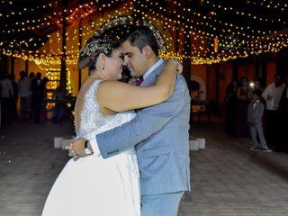 La boda de Claudia y Joaquín