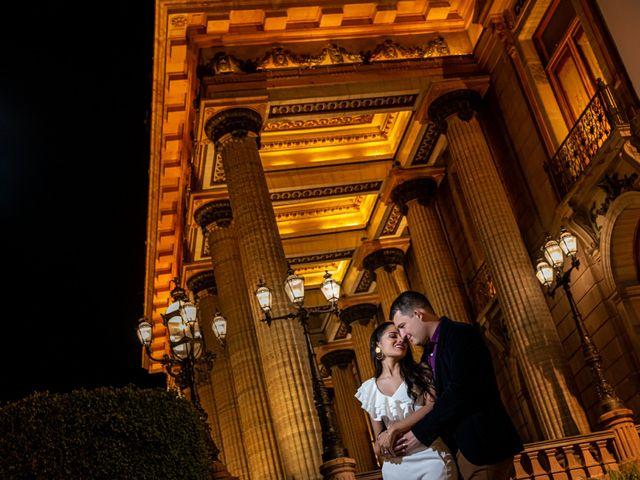 La boda de Carlo Magno y Paula en Guanajuato, Guanajuato 3