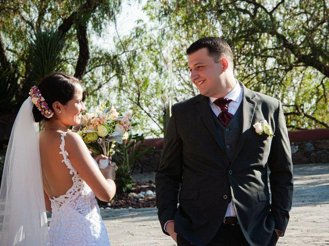 La boda de Carlo Magno y Paula en Guanajuato, Guanajuato 23