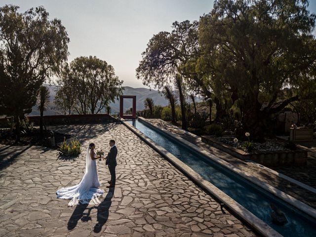 La boda de Carlo Magno y Paula en Guanajuato, Guanajuato 24