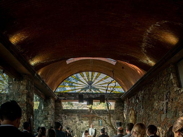 La boda de Carlo Magno y Paula en Guanajuato, Guanajuato 25